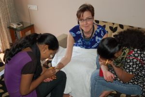 henna India Betty Reed author