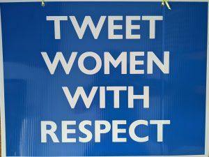 Tweet Women with Respect